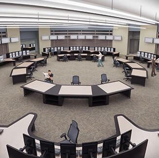 control building architecture